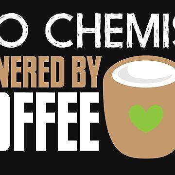 BIO CHEMIST powered by coffee by jazzydevil