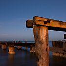 Dawn at Mentone Pier #1 by Jason Green
