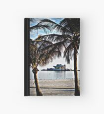 St. Pete Pier  Hardcover Journal