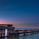 Dawn at Mentone Pier #2 by Jason Green