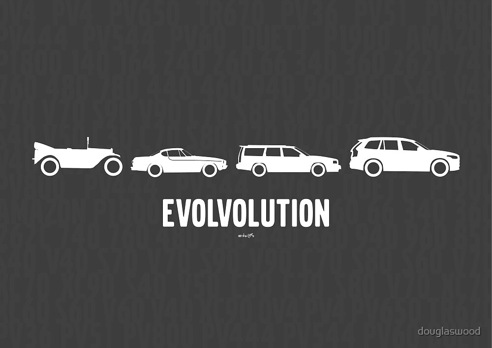 Evolvolution by douglaswood
