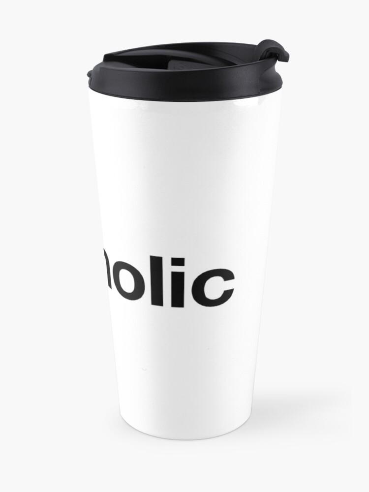 Alternate view of CATHOLIC Travel Mug