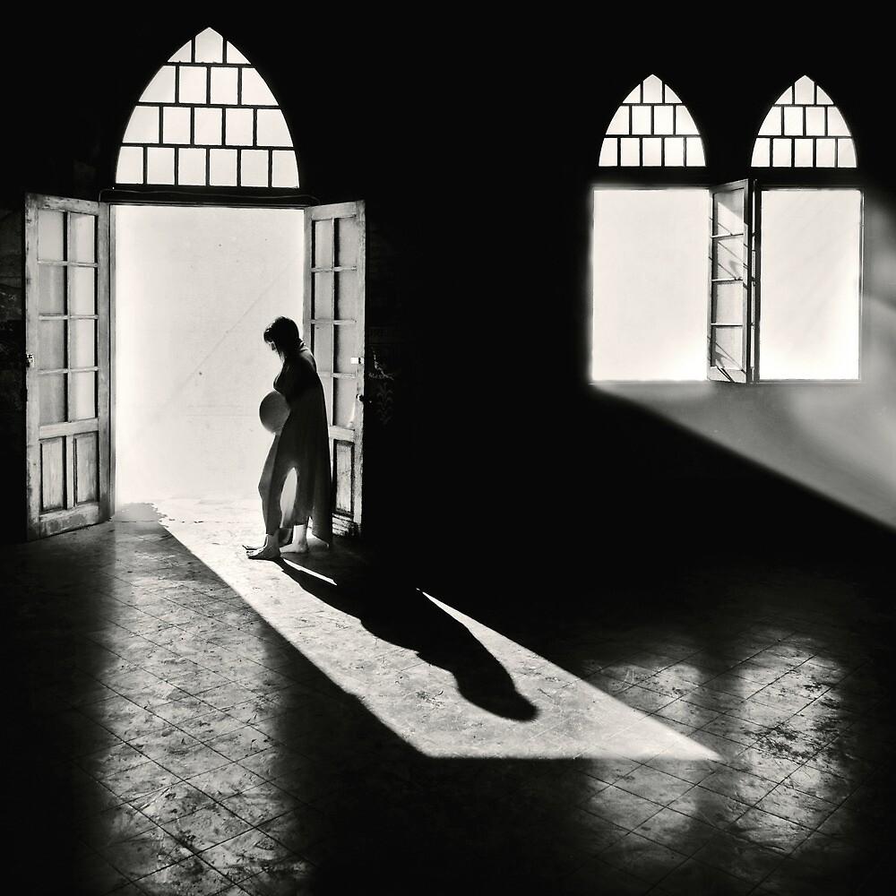 The gatekeeper by Vanesa Muñoz