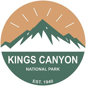 Kings Canyon National Park by esskay