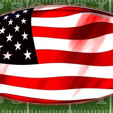 American Football von lucata