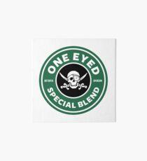 Die Goonies One Eyed Willy Special Kaffeemischung Galeriedruck