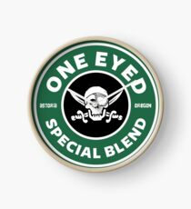Die Goonies One Eyed Willy Special Kaffeemischung Uhr
