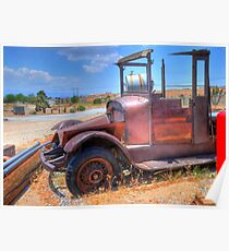 Wild Rose Ranch Wreck Poster