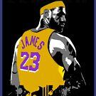 King James (Los Angeles Version) by Jmaldonado781