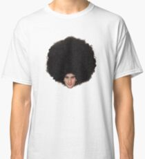The Epic Afro of Marouane Fellaini Classic T-Shirt