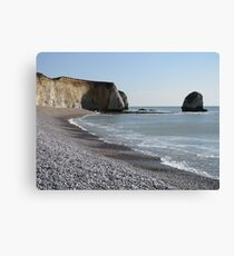 Freshwater Bay, IoW Canvas Print