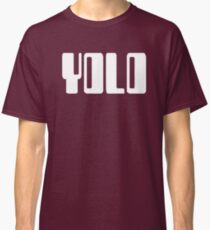 'YOLO' by Chillee Wilson Classic T-Shirt