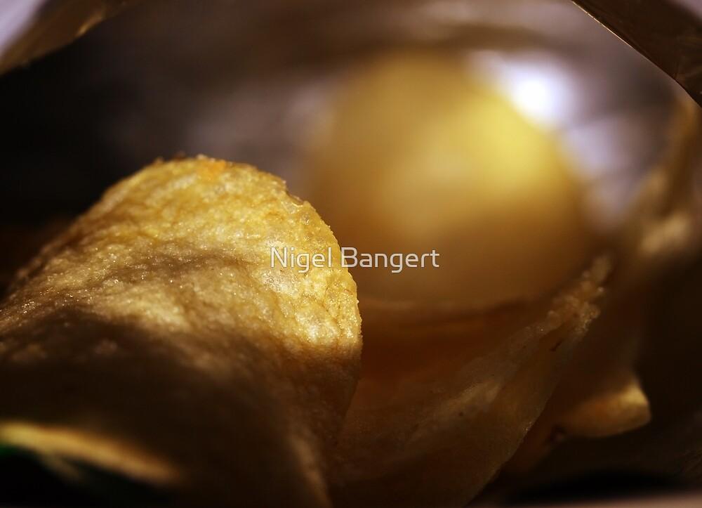 Crisp anyone.... by Nigel Bangert