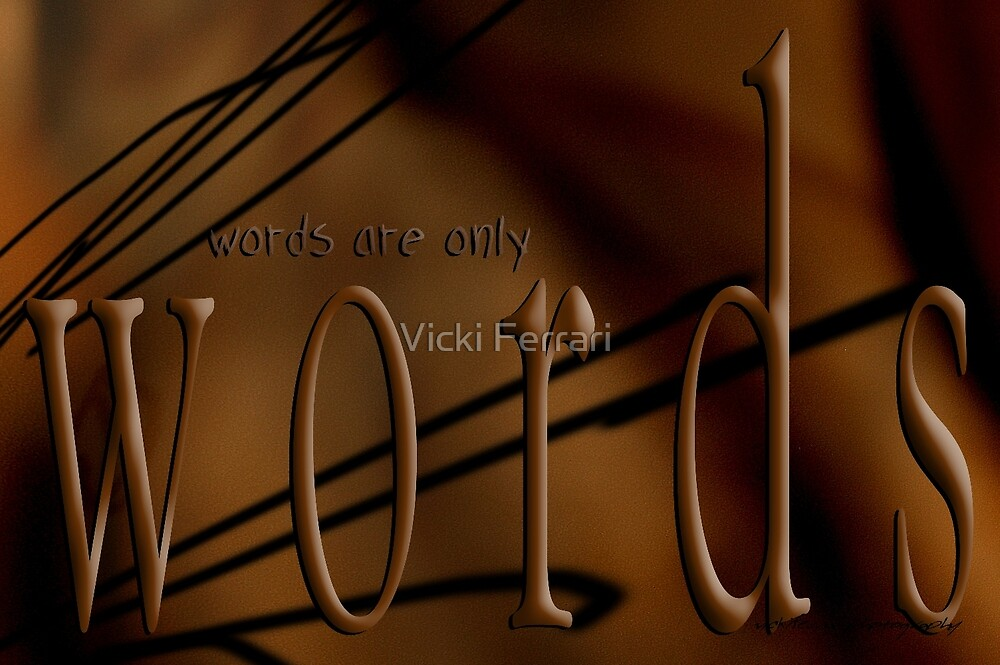 Whipped Words © Chocolate Cravings by Vicki Ferrari
