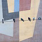 Art Critics by Leanne Robson