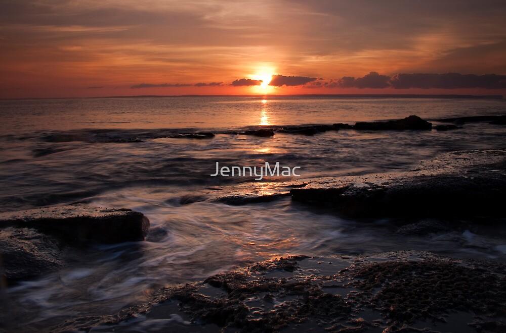 Sunrise ~ Jervis Bay NSW Australia by JennyMac