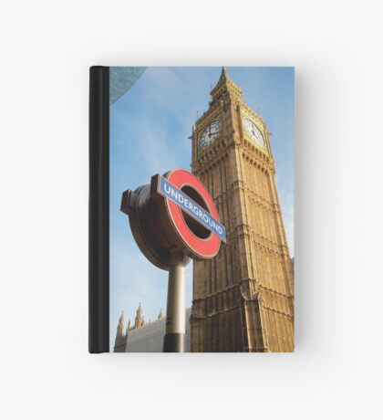 Signs of London: UK Hardcover Journal