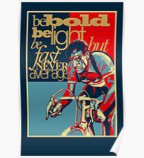 Póster Retro Ciclismo Imprimir cartel duro como clavos