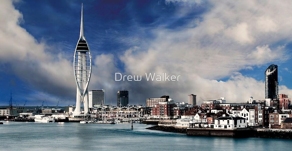the Waterfront by Drew Walker