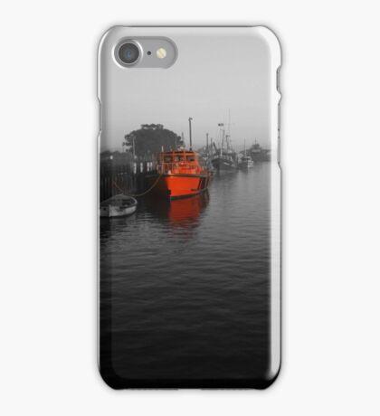 Pilot Boat, Queenscliff iPhone Case/Skin