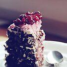 Raspberry cake by CoffeeBreak