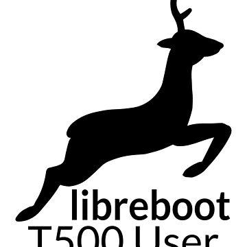 Libreboot T500 User by hamgammon
