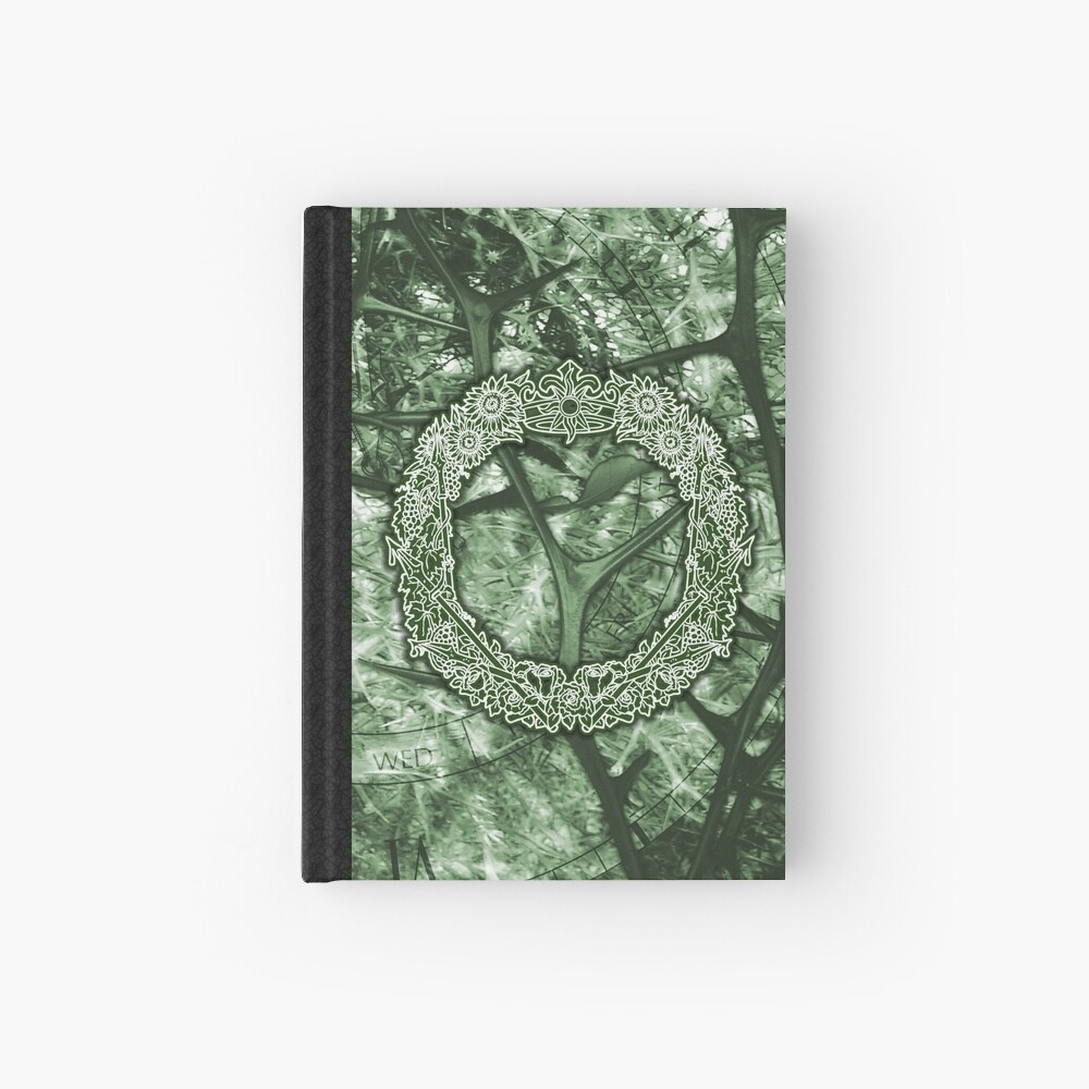 Lost Court: Summer Hardcover Journal