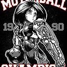 «Campeón de MotorBall» de Ursula Lopez