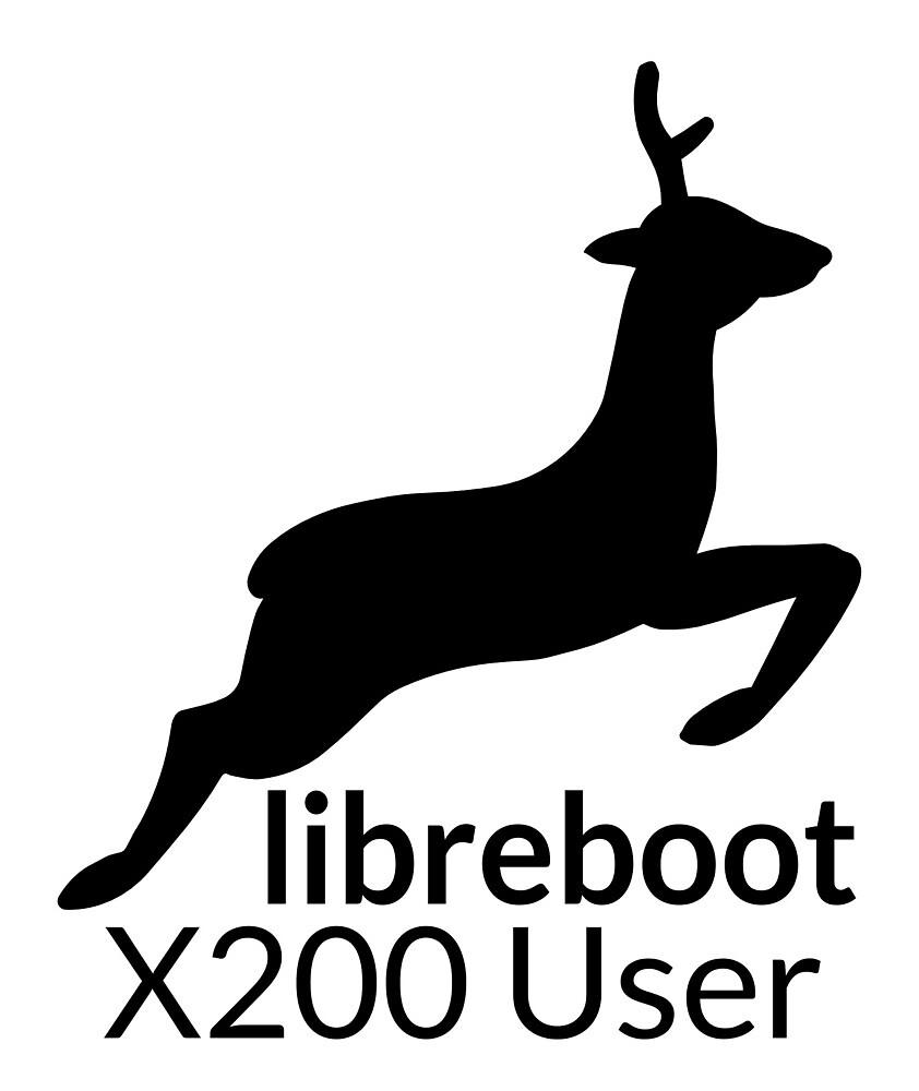 Libreboot X200 User by hamgammon