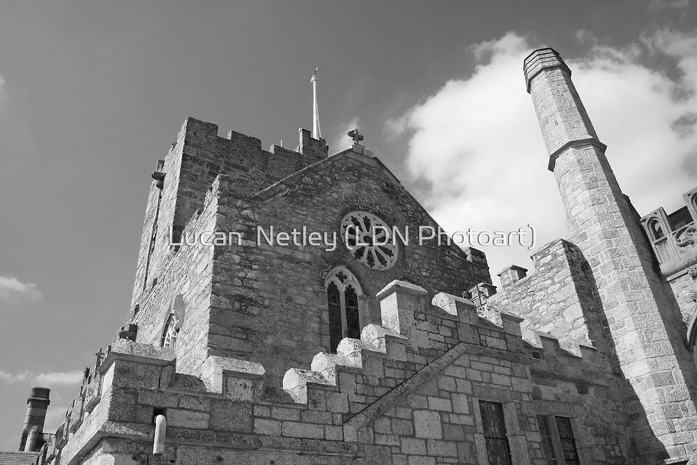 St Michaels Mount Church by Lucan  Netley (LDN Photoart)