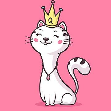 Reina del gato de zoljo