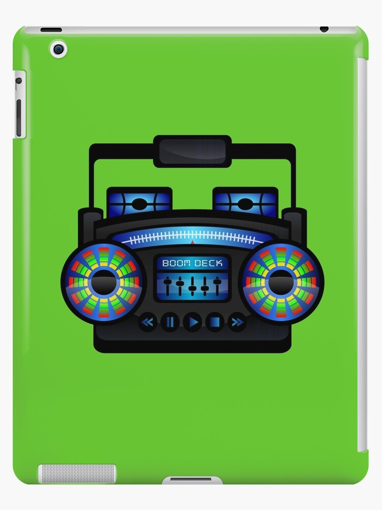 Boom Box by Chillee Wilson by ChilleeWilson