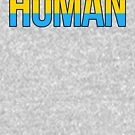 Pansexual Human by Rock Paper T-Shirts