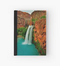 Havasu falls  Hardcover Journal