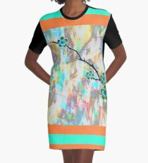 Big Snow Mountain I Graphic T-Shirt Dress
