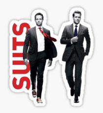 Suits Sticker