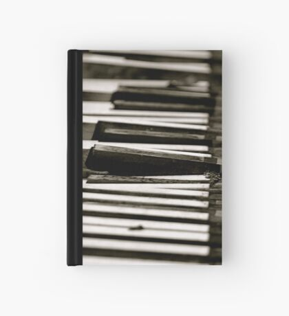 Dead Piano Hardcover Journal