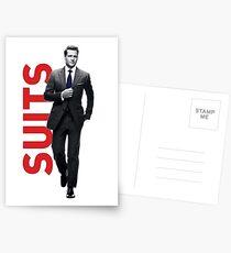 Harvey Specter Postcards