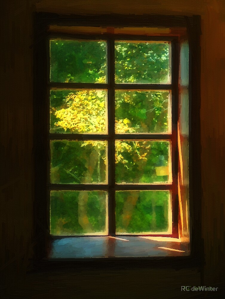 View from the Orwell Corner Church by RC deWinter