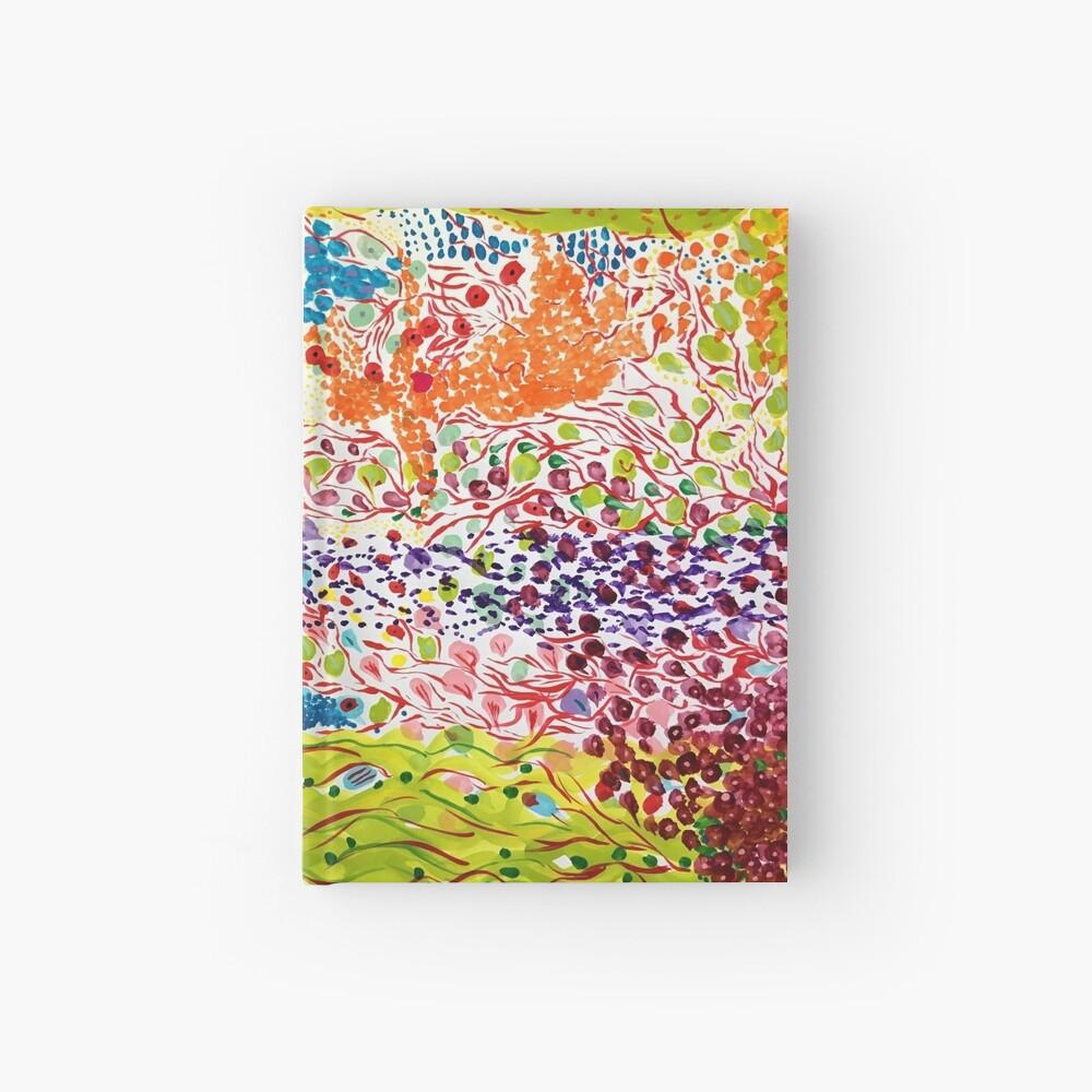 Siren Spring - landscape Hardcover Journal