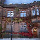 Princeton University Architecture by Kelly Chiara