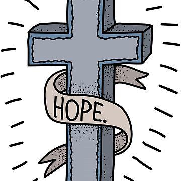 Hope Cross by SamuelMolina