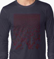 moltenrednebula Long Sleeve T-Shirt