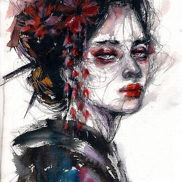 Geisha-Vibes von doriana