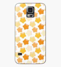 Starfield - Yellow Case/Skin for Samsung Galaxy