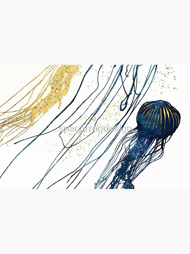 Medusas Metálicas II de spacefrogdesign