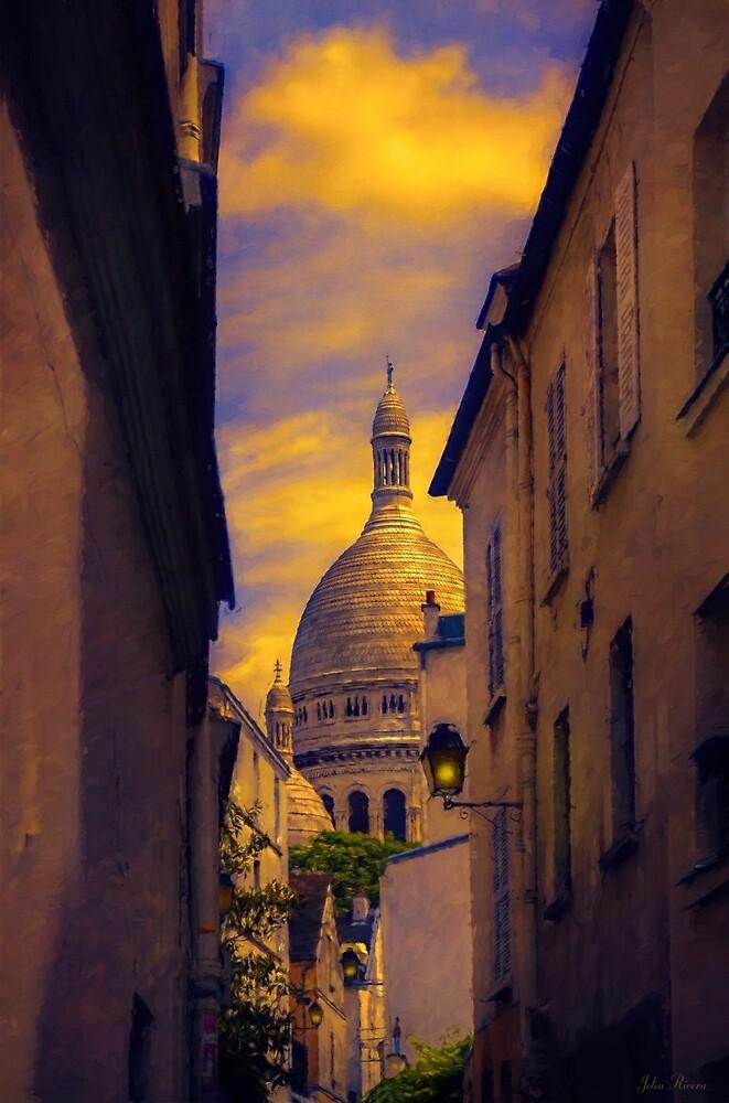 Montmartre by John Rivera