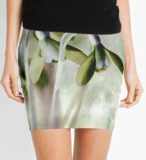 Subtle Snowdrop Mini Skirt
