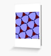 ( SAHL ) ERICWHITEMAN ART  Greeting Card