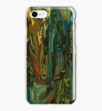 Separation by rafi talby iPhone Case/Skin